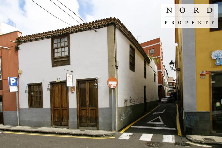 Espana Tenerife La Laguna Marques De Celada Casa Venta Nord
